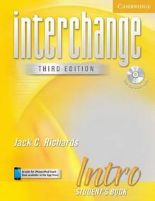 Interchange 3rd Edition Intro: Student´s Book with Self-study Audio CD