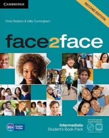 face2face 2nd Edn Interm: SB w DVD-ROM - Online WB pk