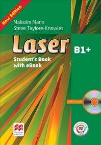 Laser (3rd Edition) B1+: Student´s Book + MPO + eBook